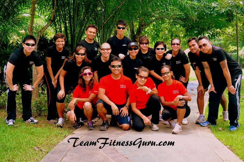 tfgteam of personal trainers